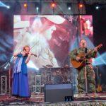 В Днепре состоялся Всеукраинский фестиваль «Песни, рожденные в АТО»