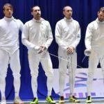 Сборная Украины завоевала серебро на Чемпионате Европы по фехтованию