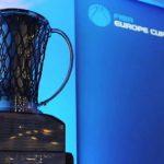 Стал известен соперник БК Днепр в первом раунде Кубка Европы ФИБА