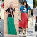 Женская мода: футболка — с чем носить тренд