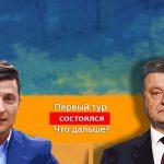 Первый тур выборов президента Украины состоялся: дата второго тура, дебаты и хронология дальнейших событий