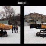 Печальное зрелище: на Днепропетровщине на свалке нашли огромный карьерный экскаватор в разобранном состоянии, — ФОТО