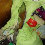 В Днепре мужчина порезал мачете ребенка и забаррикадировался в квартире, — ФОТО