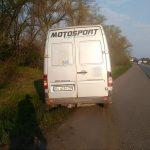 Под Днепром столкнулись две фуры и Sprinter, перегородили дорогу: есть пострадавший, — ФОТО