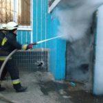 В Днепре рано утром горела многоэтажка на Донецком шоссе, — ФОТО