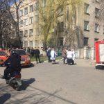 В Днепре эвакуировали персонал и пациентов из больницы: что произошло, — ФОТО