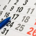 Сколько будет выходных дней в апреле 2019 года?