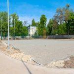 Яркие фасады, термомодернизация и стадион: как в Днепре проходит реконструкция школы №126, — ФОТО