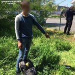 Обворовали в маршрутке: днепровский водитель задержал одного злоумышленника, — ФОТО