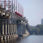 В Днепре на этих выходных полностью перекроют Центральный мост