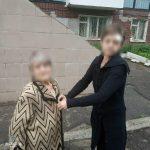 Патрульные Днепра нашли 89-летнюю «путешественницу», — ФОТО