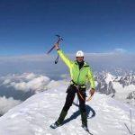 Более 5 тысяч метров: турист из Днепропетровской области покорил стратовулкан, — ФОТО