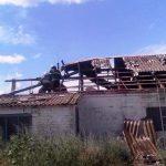 На Днепропетровщине 8 пожарных тушили заброшенное здание, — ФОТО