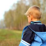 На Днепропетровщине 6-летнего мальчика полицейские нашли рядом с аттракционами