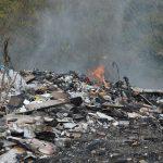 Масштабный пожар под Днепром: пожарные с самого утра борются с огнем, — ФОТО, ВИДЕО