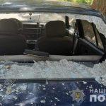 На Днепропетровщине мужчина в нижнем белье крушил автомобили, — ФОТО