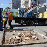 В Днепре владельцы наливаек и незаконных киосков начали сами убирать свои сооружения, — ФОТО