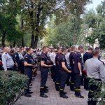 Сегодня в Днепре почтили память погибших правоохранителей, — ФОТО
