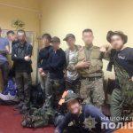 В зоне отчуждения нашли жителей Днепропетровской области и иностранцев, — ФОТО