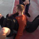 Видеооператор из Днепра предотвратил самоубийство на Новом мосту,- ФОТО