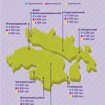 Где в Днепре снимать квартиру дешевле всего