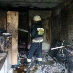 В Днепре горел гериатрический пансионат, — ФОТО, ВИДЕО