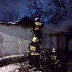 В Днепре во время пожара спасли женщину, — ФОТО
