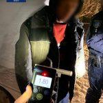 В Днепре задержали мужчин, устроивших ночной грабеж