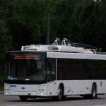 В Днепре на левом берегу оборвалась контактная сеть: ждите троллейбус с автономным ходом