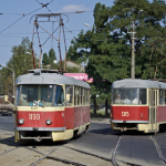 В Днепре завтра днем некоторые трамваи сократят свой маршрут
