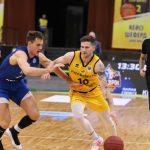 Баскетбол: «Київ-Баскет» достроково виходить до плей-оф Кубка Європи ФІБА