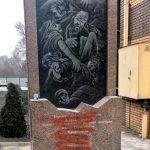 Поліція встановила особу чоловіка, який пошкодив пам'ятник жертвам Голокосту у Кривому Розі