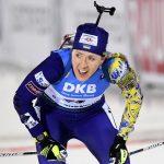 Біатлон: Юлія Джима стала найкращою серед українок в індивідуальній гонці