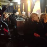 Тысячи пассажиров и пустые троллейбусы: как работал общественный транспорт в новогоднюю ночь