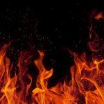 МВС: пожежу в Мінкульті загасили, врятували 4 людей