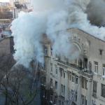 ДБР: через пожежі в Одесі повідомлено підозру екскерівникові обласної ДСНС