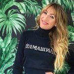 Без макияжа и в мини: Леся Никитюк восхитила естественной красотой и стройностью