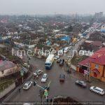 На Янтарной в Днепре случилось тройное ДТП, движение затруднено, — ФОТО