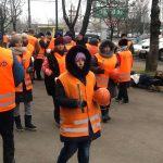 Выходят из-под контроля: ПриватБанк призывает полицию и городские власти обеспечить соблюдение законности во время митингов, — ФОТО, ВИДЕО