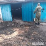 На Днепропетровщине от взрыва гранаты погиб мужчина, — ФОТО