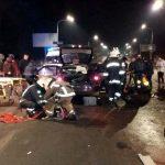 Под Днепром столкнулись две легковушки: один человек погиб, пятеро пострадали, — ФОТО