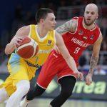 Україна зазнала поразки від угорської команди в кваліфікації Євробаскета-2021