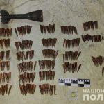 На Днепропетровщине у мужчины нашли боеприпасы в гараже, — ФОТО