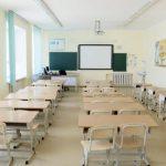 На Днепропетровщине на карантин закрыли школы в 8-ми городах