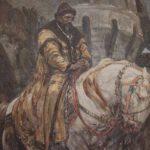 В Днепропетровский областной музей вернут пропавшую во времена нацистской оккупации картину, — ФОТО