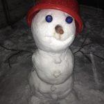 Топ снеговиков Днепра — ФОТО
