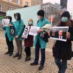 ГЕТЬ аваковірус: в центре Днепра прошла акция против Авакова, — ФОТО