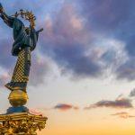 ДСНС попереджає про пориви вітру в Києві 3 лютого