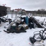 На Днепропетровщине изъяли более трех тонн металлолома, — ФОТО