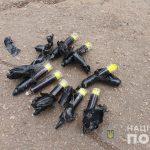 На Днепропетровщине у 20-летнего гражданина изъяли 25 трубочек с метамфетамином, — ФОТО